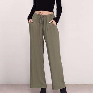 Pants   Olive Lounge Pants